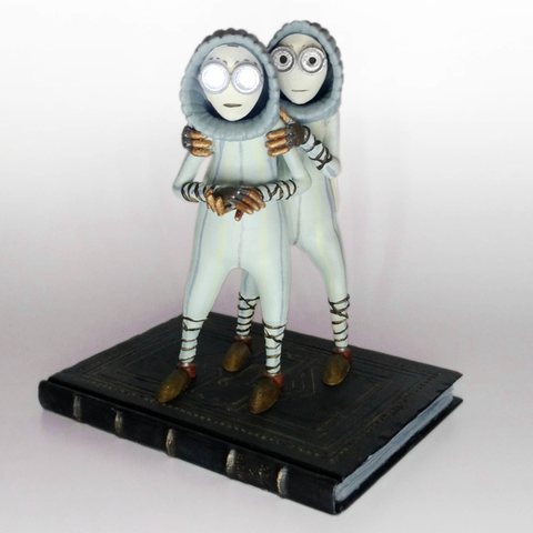 Imprimir en 3D gratis 3 y 4 - de la película 9, mag-net