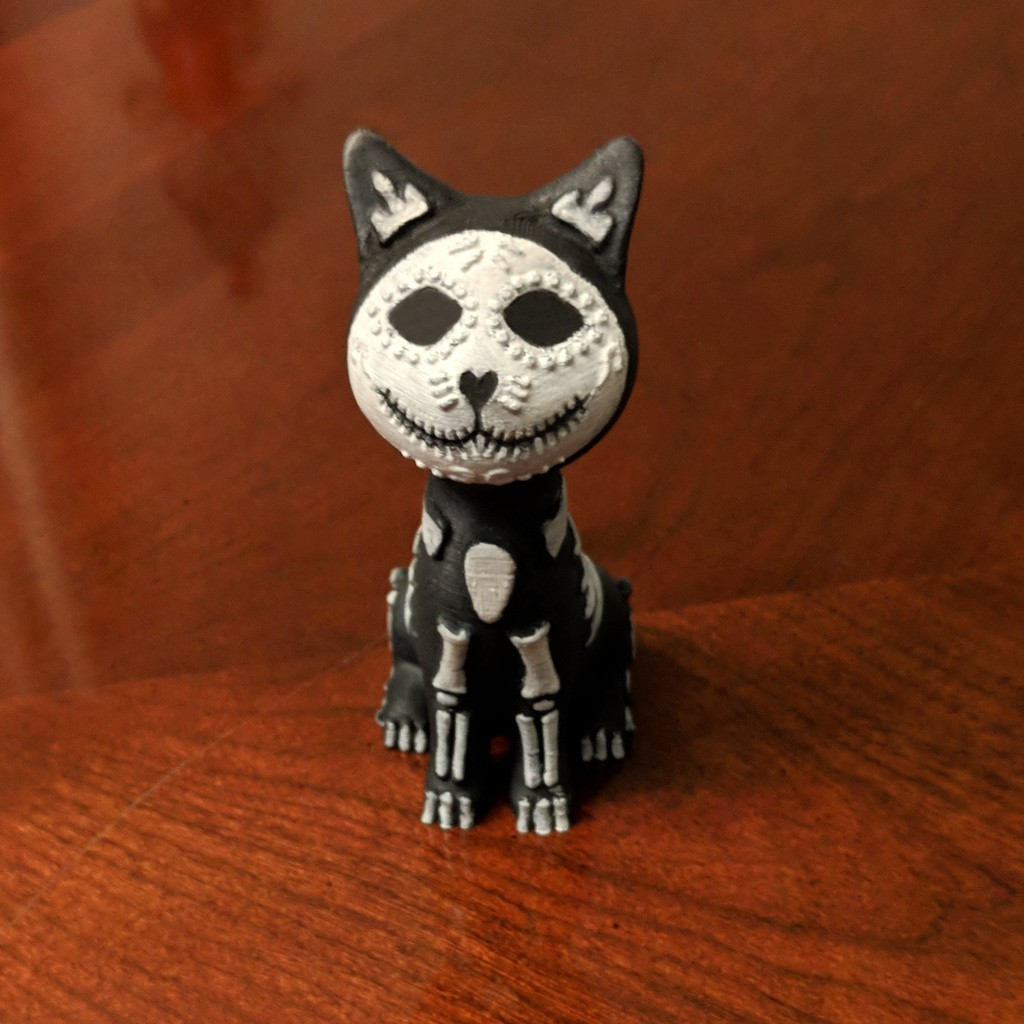 0327a118e8172c980e8def16e95e9ccd_display_large.jpg Download free STL file Sugar Cat • 3D printer design, mag-net