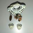 Télécharger fichier impression 3D gratuit 3 et 4 - du film 9, mag-net
