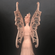Free Fairy Queen STL file, mag-net