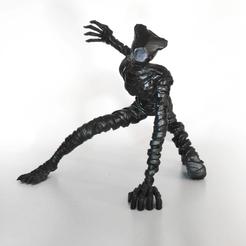 Download free 3D printer designs Black Ghost - Ajin, mag-net
