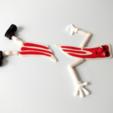 Modelos 3D gratis Vida de Bacon, mag-net