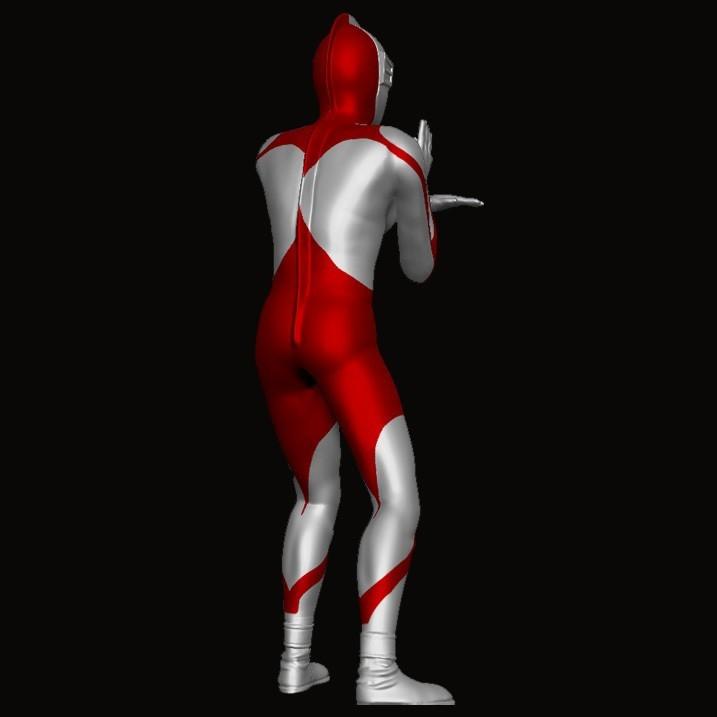e4002300fe0c1396d490064623545c12_display_large.jpg Download free STL file Ultraman • 3D printer object, mag-net