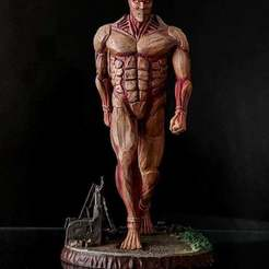 Armor_T_1.jpg Download free STL file Armored Titan • 3D printable object, mag-net