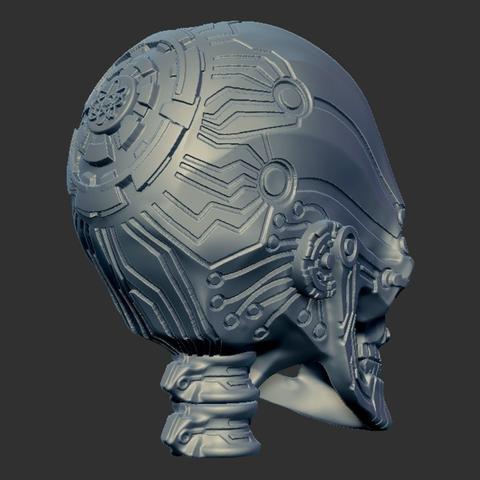 Capture d'écran 2017-09-18 à 10.52.03.png Télécharger fichier STL gratuit Aspartame Skull • Plan pour imprimante 3D, mag-net