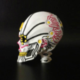 Download free 3D printer templates Aspartame Skull, mag-net