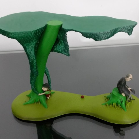 IMG_20180210_090109263.jpg Download free STL file The Giving Tree • 3D print design, mag-net