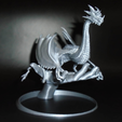 Download free 3D printer designs Dragonology, mag-net