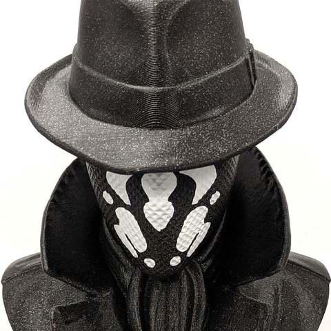 Télécharger fichier STL gratuit Rorschach - Gardiens de nuit, mag-net