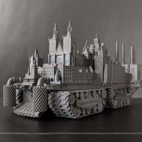Descargar diseños 3D gratis Praga, la Ciudad Pirata, mag-net