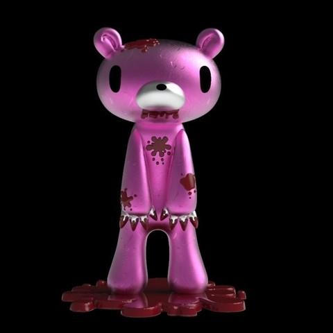 Free STL Gloomy Bear, mag-net