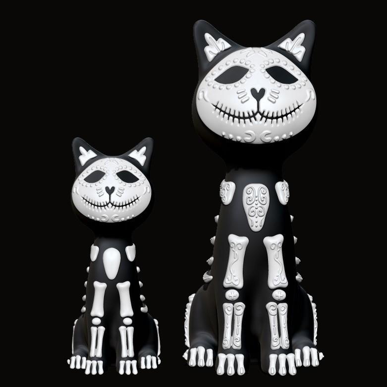 f1f9313e50736194dfb65914dbb4a7d2_display_large.jpg Download free STL file Sugar Cat • 3D printer design, mag-net