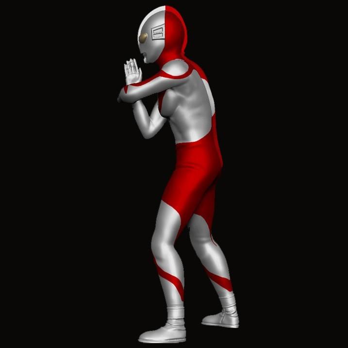 149593c7909c76ac9f44f02b8c31a05b_display_large.jpg Download free STL file Ultraman • 3D printer object, mag-net