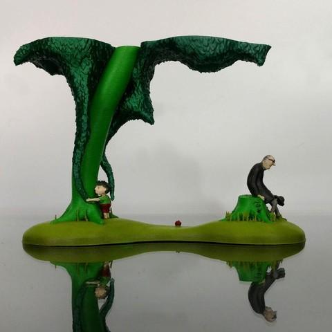 Télécharger fichier impression 3D gratuit L'arbre des dons, mag-net