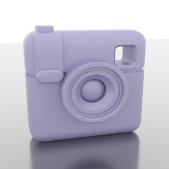 inst_render01.png Download STL file Classic 3D Instagram Logo • 3D printer object, hermesalvarado
