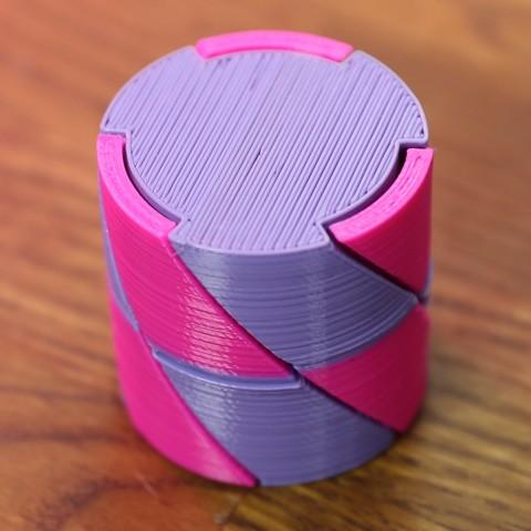 AJKL7086.jpg Download free SCAD file Twist box • 3D print model, RevK