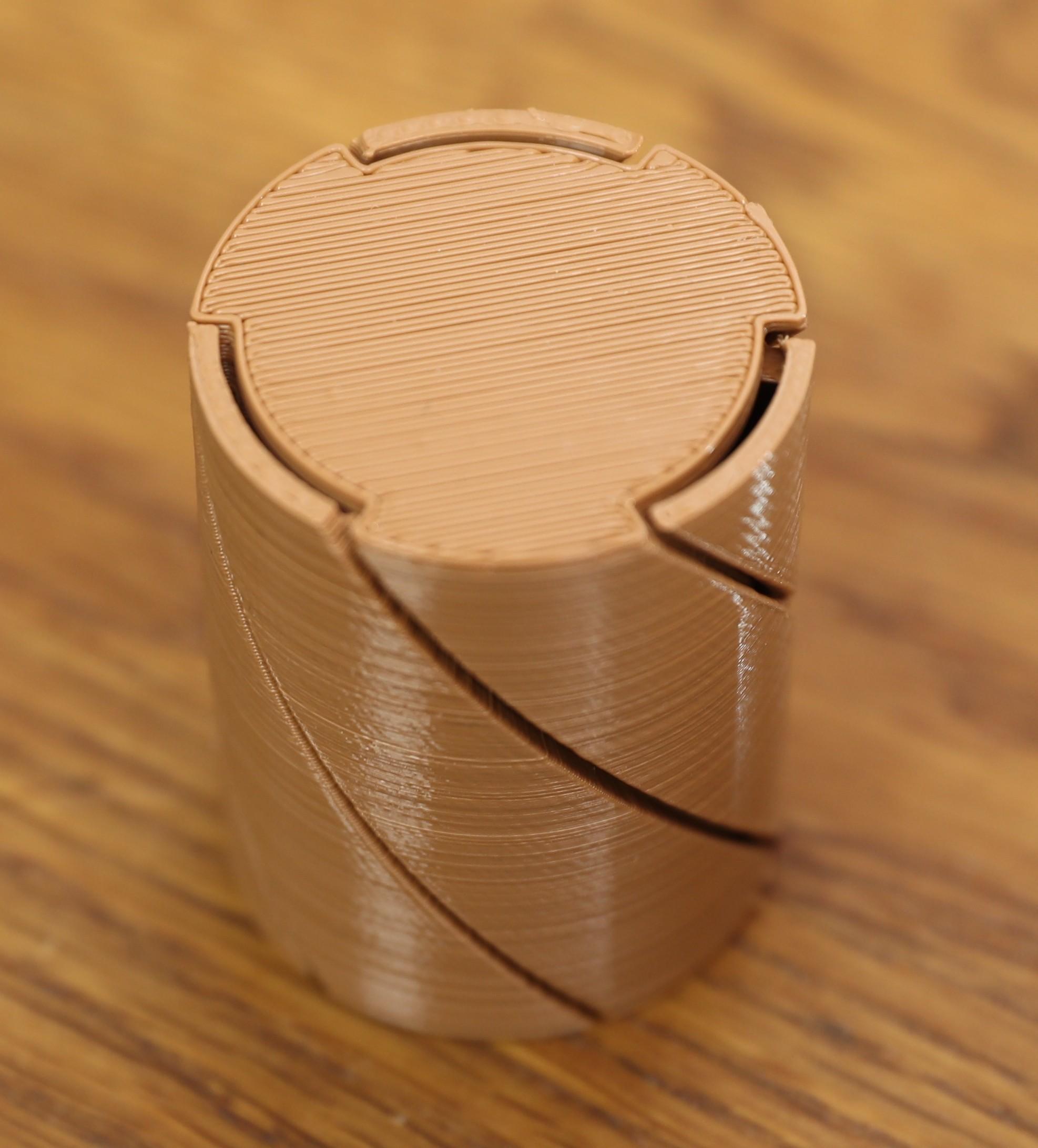 AJKL7083.jpg Télécharger fichier SCAD gratuit Twist box • Design pour impression 3D, RevK