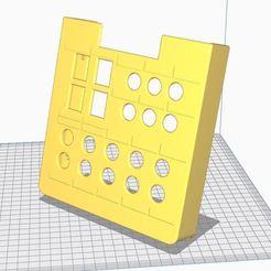 Capture.JPG Télécharger fichier STL Side panel coque • Modèle imprimable en 3D, MikeGloden
