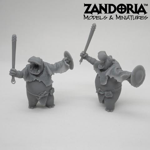 fichier stl TAR de Zandoria, agepbiz
