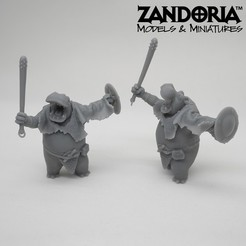 3D printer files TAR of Zandoria, agepbiz