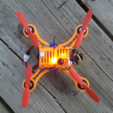Capture d'écran 2017-02-20 à 11.09.47.png Download free STL file DC110 ABS FPV for SP F3 RACING EVO Brush Flight control • 3D printable model, Microdure