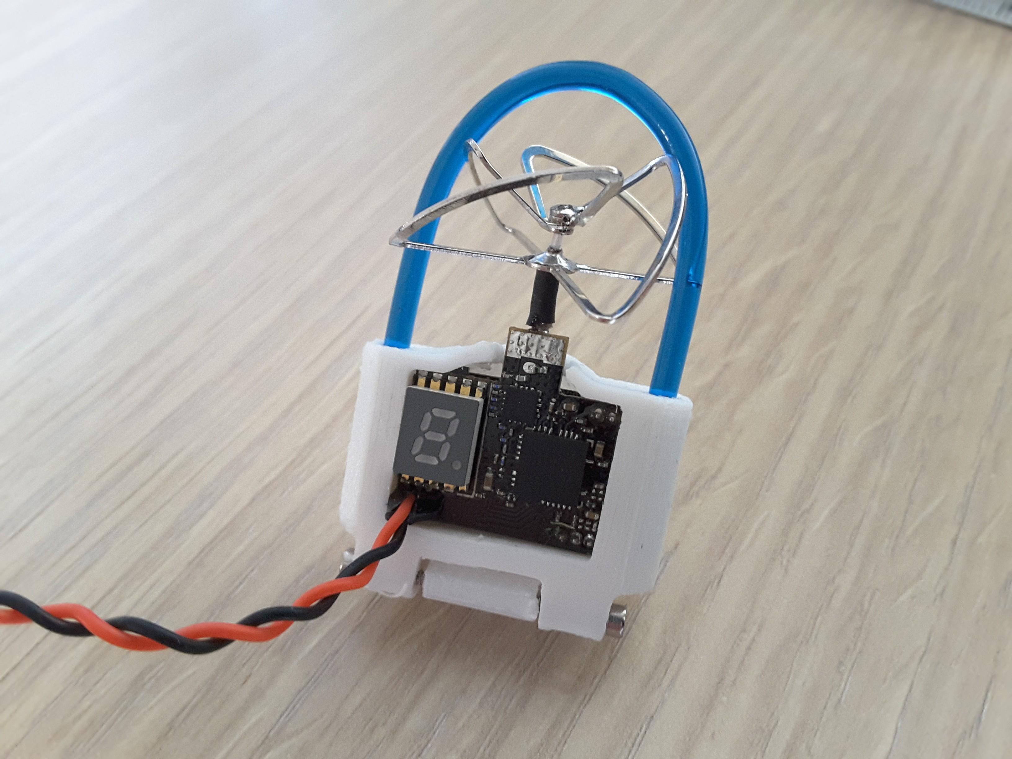 20170312_091410.jpg Descargar archivo STL gratis Protección de la cámara FPV TPU Eachine TX01 / TX02 / TX03 • Diseño para la impresora 3D, Microdure