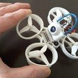 Descargar modelo 3D gratis Indestructible 90mm Tiny chillido TPU 2S, Microdure