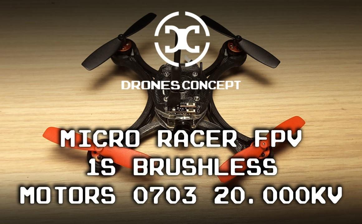 2017-05-06.jpg Télécharger fichier STL gratuit Micro Quad fpv Racer 100mm Brushless 1S 0703 20.000kv • Modèle à imprimer en 3D, Microdure