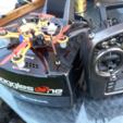 Descargar STL gratis DC110 ABS FPV para el Control de SP F3 RACING Vuelo EVO Brush, Microdure