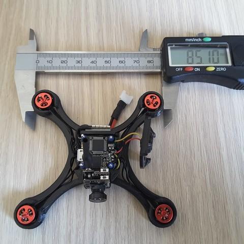8210428126514332072_account_id=1.jpg Télécharger fichier STL gratuit Micro Quad fpv Racer 100mm Brushless 1S 0703 20.000kv • Modèle à imprimer en 3D, Microdure