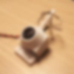 Part2_Protection_camera_Eachine_TX01__TX02_Super_Min.stl Download free STL file Polycarbonate protection Camera FPV Super Mini 25mW Eachine TX01 / TX02 200mw • Object to 3D print, Microdure