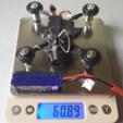 Descargar archivo STL gratis Micro-Quad FPV corredor de 90 mm de policarbonato 2S • Diseño para la impresora 3D, Microdure