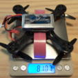 Free STL file Mini Quad Acro 120mm Micro Pico F3 Brushless 1103 2S 10.000kv, Microdure