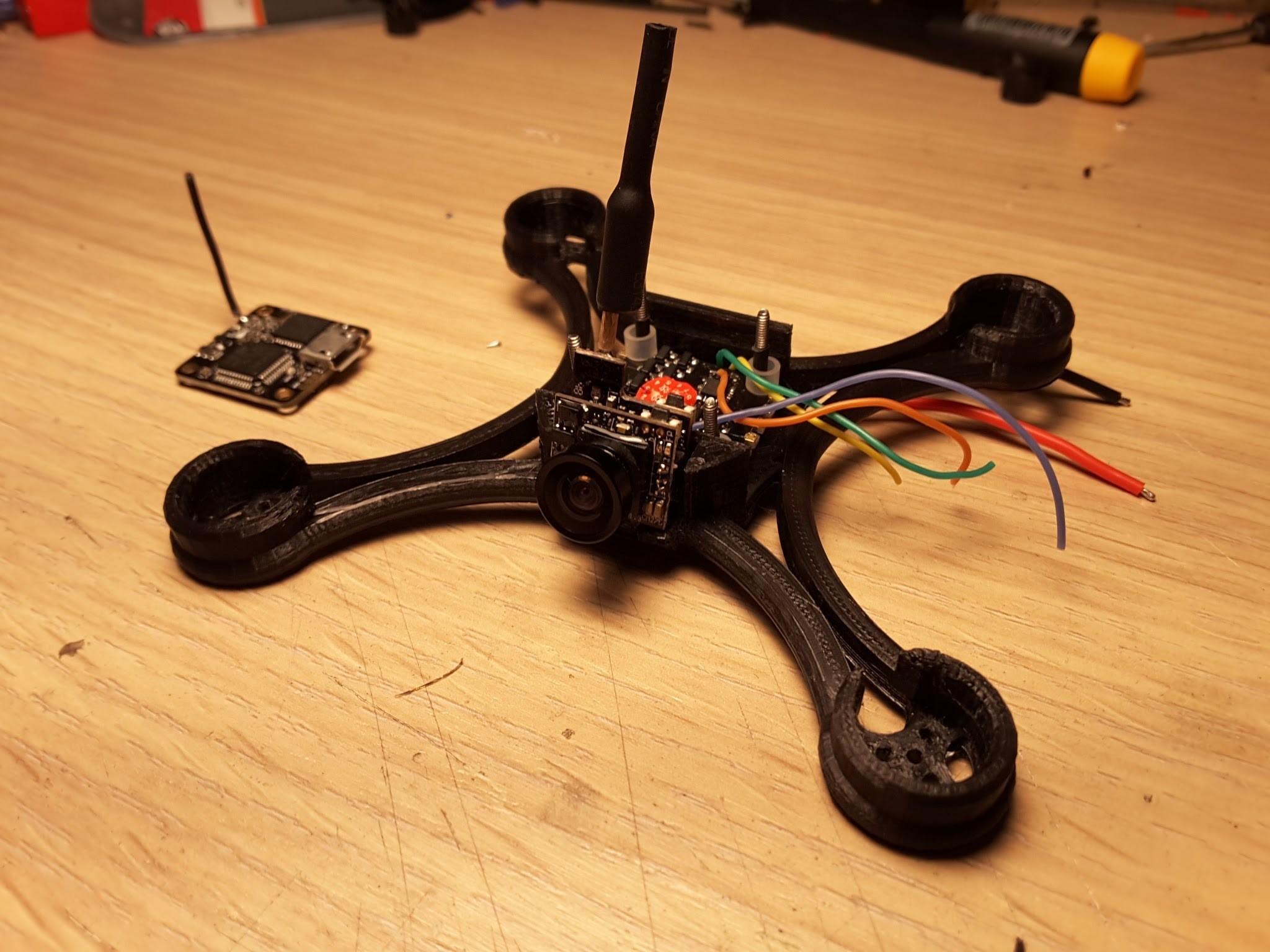 4882950556752620575_account_id=1.jpg Télécharger fichier STL gratuit Micro Quad fpv Racer 100mm Brushless 1S 0703 20.000kv • Modèle à imprimer en 3D, Microdure