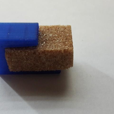 Download STL file Sugar Half Break / Sugar Cup • 3D print object, Subzero64