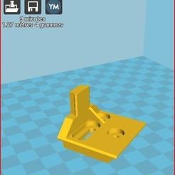 ralentisseur porte de placard.JPG Download STL file sliding door closet speed reducer • 3D print object, frednad