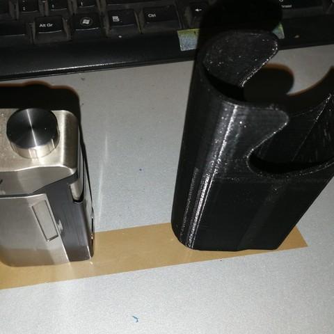 Free 3d printer files belt holder ijoy rdta box, frednad