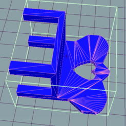 Capture3.PNG Download STL file doll chair • 3D printable object, Davy