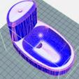 3d printer designs Toilet dolls, Davy