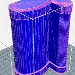 3D printer files doll sofa, Davy