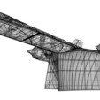 Download 3D printer model SR71 Blackbird - Complete Print , PrinterWithAttitude