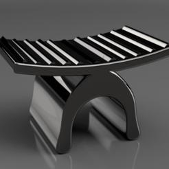 porte savon.png Télécharger fichier STL porte savon - soap dish • Plan pour imprimante 3D, yannick44