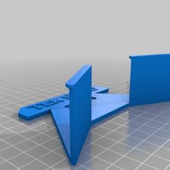 Télécharger fichier impression 3D gratuit Mont mural Tek Sumo, MaxPoindexter