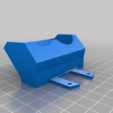 Download free 3D printing designs Mini Quad Club Xiaomi Yi Mount 45 degree, MaxPoindexter