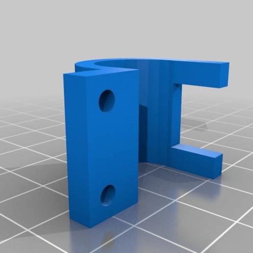 Télécharger fichier STL gratuit Printrbot Play Y-Axis Bearing Clip • Design pour imprimante 3D, MaxPoindexter
