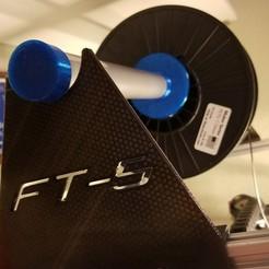Télécharger plan imprimante 3D gatuit Porte-baguette FT-5, MaxPoindexter