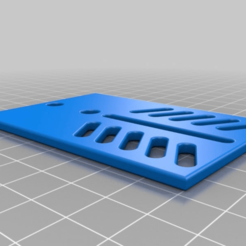 d99d6bf874d2b77c9fb7c9c065127747.png Download free STL file Mini Drak VTX/RX Bay Door • Template to 3D print, MaxPoindexter