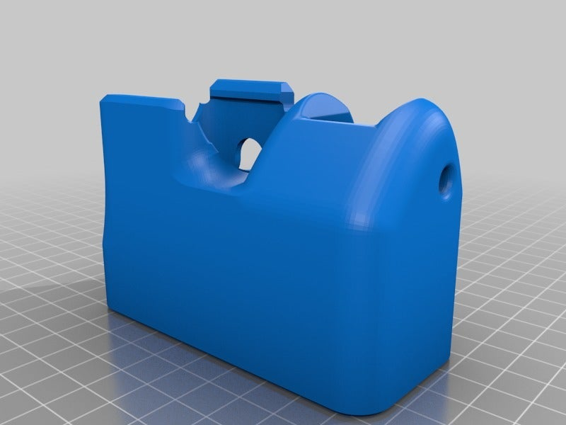 3e0d6cecc2f30591e77003733beb51de.png Descargar archivo STL gratis Cono de nariz Mini Drak • Plan para imprimir en 3D, MaxPoindexter