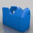 Download free STL file Mini Drak Nose Cone • 3D printable template, MaxPoindexter