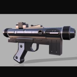 Download 3D printing models Storm Trooper Blastech SE-14R Blaster Prop, McClaryDesign